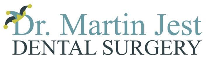 Dr Martin Jest Dentist logo design