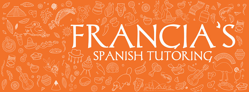 Facebook Cover Photo for Francia's Spanish Tutoring
