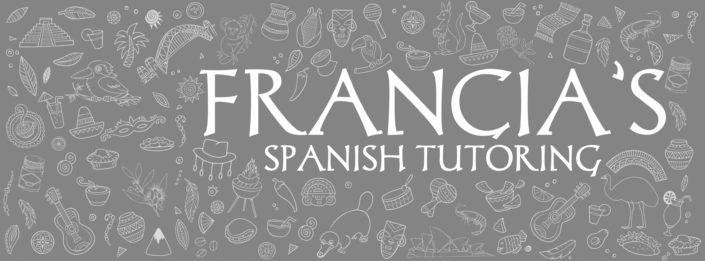 Francias Spanish Tutoring branding