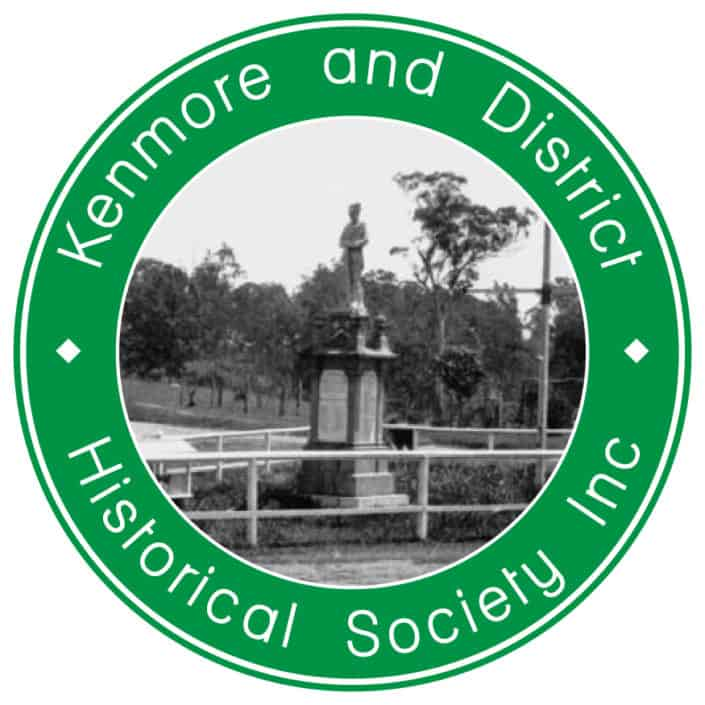 Kenmore & district historical society logo
