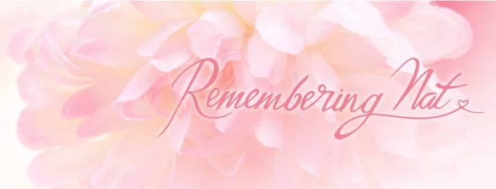 Remembering Nat Facebook Cover Photo